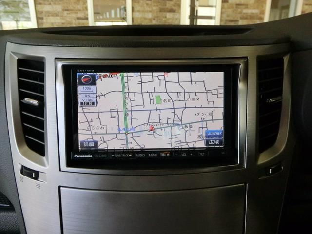 スバル レガシィツーリングワゴン 2.5i Sパッケージリミテッド メモリーナビ HIDライト