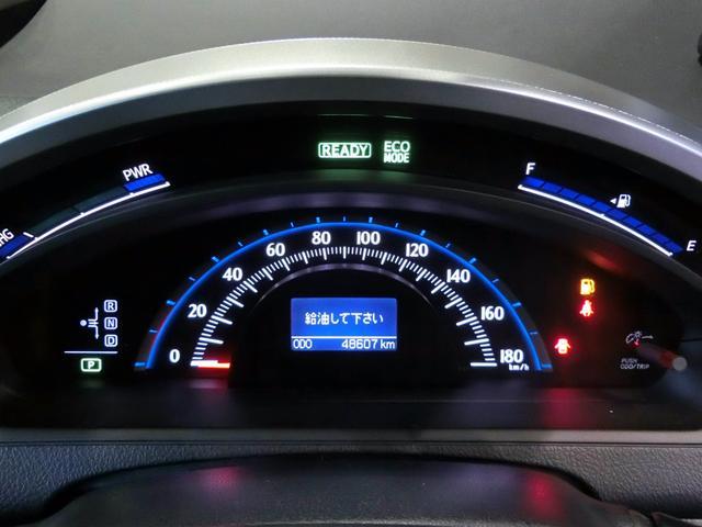 トヨタ SAI S Lセレクション HDDナビ ETC スマートキー