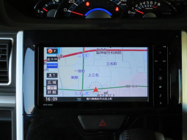 カスタムRS トップエディションSAII 両側電動スライドドア バックカメラ 1オーナー車 LEDライト ダウンサス装着(9枚目)