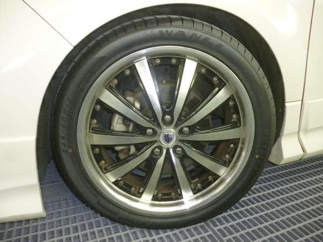 19アルミ新品タイヤ