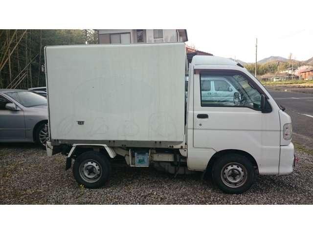 ダイハツ ハイゼットトラック 冷凍車