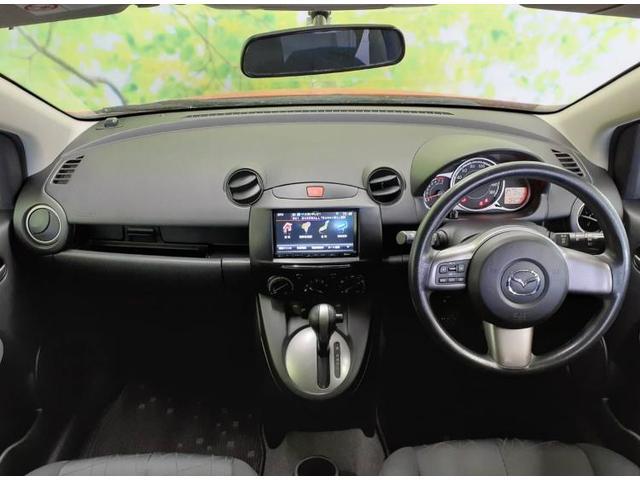 13C-Vスマートエディション2 社外 7インチ HDDナビ/ETC/EBD付ABS/TV/エアバッグ 運転席/エアバッグ 助手席/アルミホイール/パワーウインドウ/キーレスエントリー/パワーステアリング/FF/マニュアルエアコン(4枚目)