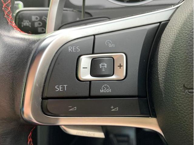 GTI 純正 HDDナビ/シート フルレザー/車線逸脱防止支援システム/パーキングアシスト バックガイド/ヘッドランプ HID/ETC/EBD付ABS/横滑り防止装置/アイドリングストップ 革シート 記録簿(13枚目)