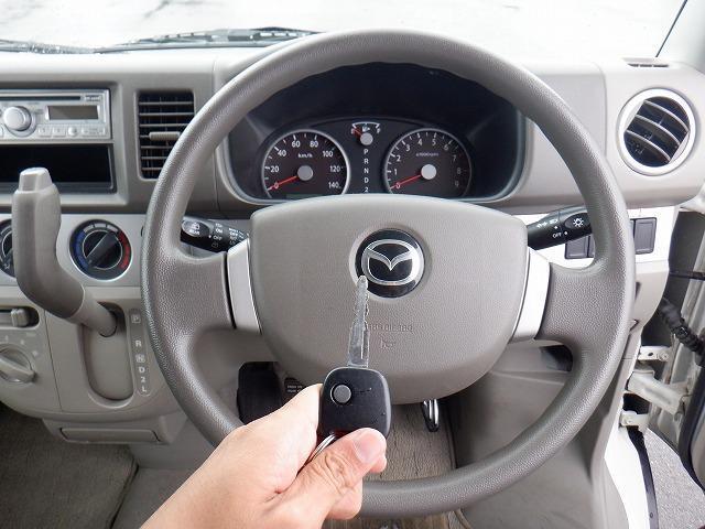 PX CD&ハイルーフ 盗難警報装着車スペアタイヤ(10枚目)