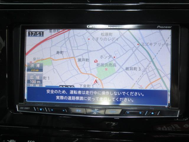 S カロッツエリアSDナビ フルセグTV バックモニター LEDヘッドライト(24枚目)