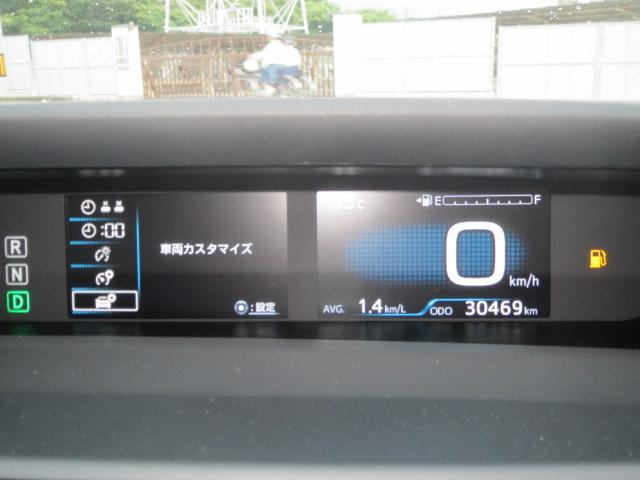 S カロッツエリアSDナビ フルセグTV バックモニター LEDヘッドライト(29枚目)
