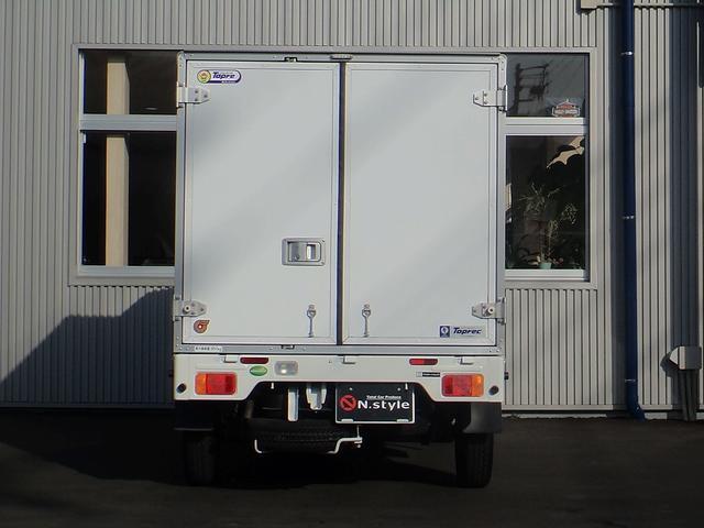 冷蔵冷凍車 -5℃ 中温冷凍(3枚目)