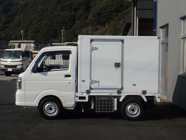 冷蔵冷凍車 -5℃ 中温冷凍(5枚目)