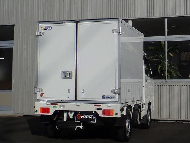 冷蔵冷凍車 -5℃ 中温冷凍(8枚目)