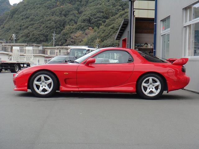 「マツダ」「RX-7」「クーペ」「愛媛県」の中古車5