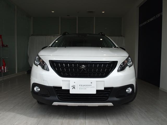 「プジョー」「プジョー 2008」「SUV・クロカン」「愛媛県」の中古車2