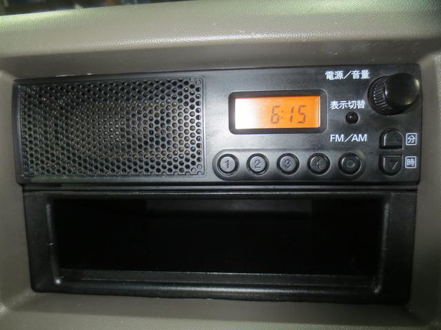 スズキ エブリイ PA ワンオーナー AM・FMラジオ ライトレベライザー