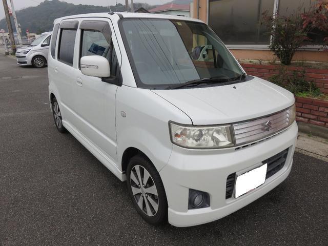 「スズキ」「ワゴンR」「コンパクトカー」「愛媛県」の中古車3
