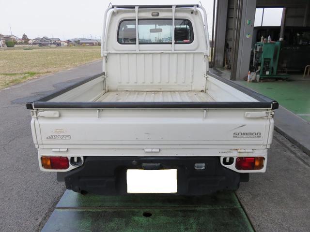 「スバル」「サンバートラック」「トラック」「愛媛県」の中古車6