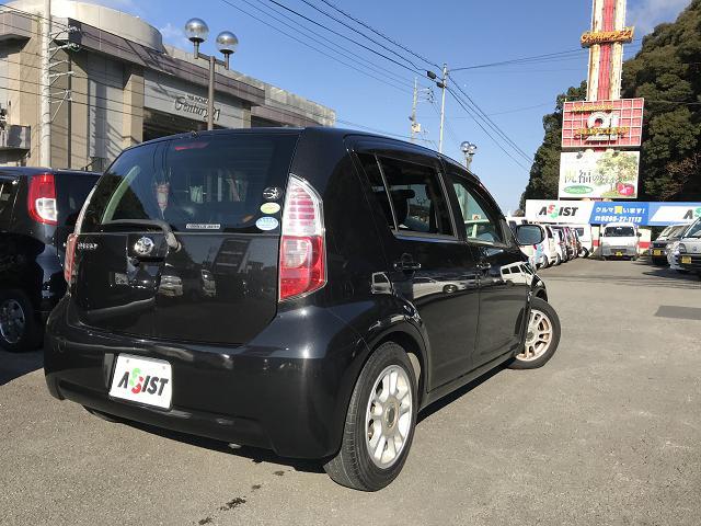 トヨタ パッソ X Fパッケージ