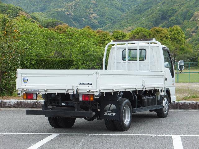 いすゞ エルフトラック 2t ロング 平ボディー