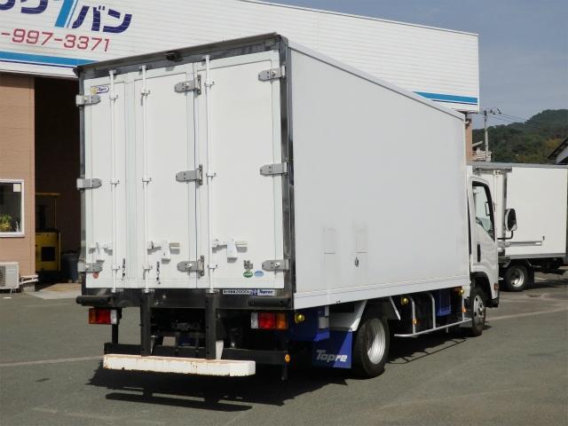2t ワイドロング 冷蔵・冷凍車(2枚目)