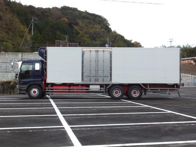 いすゞ ギガ 12.8t 冷蔵冷凍車