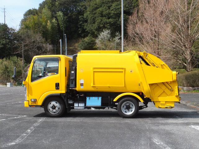 いすゞ エルフトラック 2t プレスパッカー