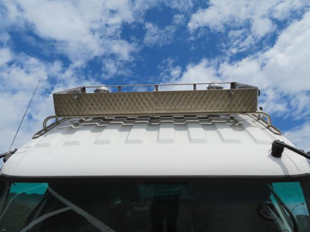 三菱ふそう ファイター 11.6t増トンワイド 低床2デフ アルミブロック