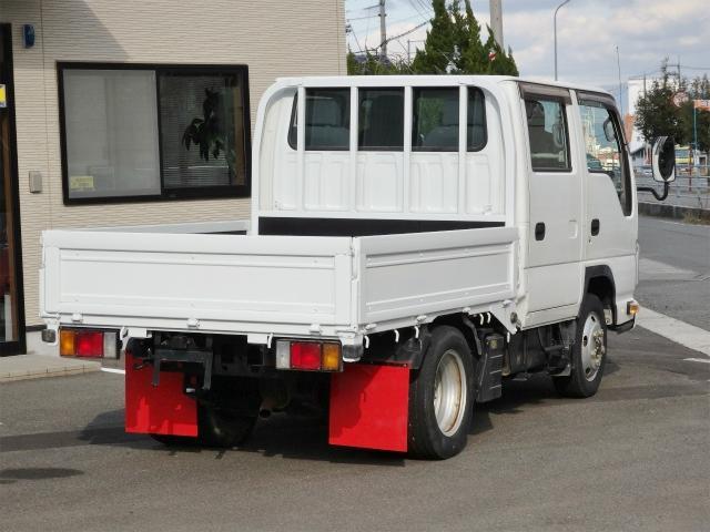 1.5t 4WD 全低床 Wキャブ(2枚目)