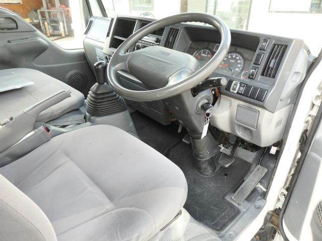 1.5t 4WD 全低床 Wキャブ(9枚目)