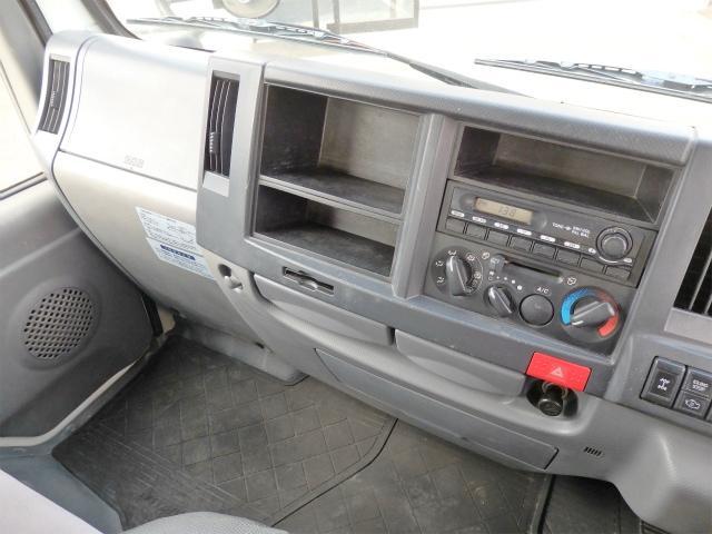 1.5t 4WD 全低床 Wキャブ(13枚目)
