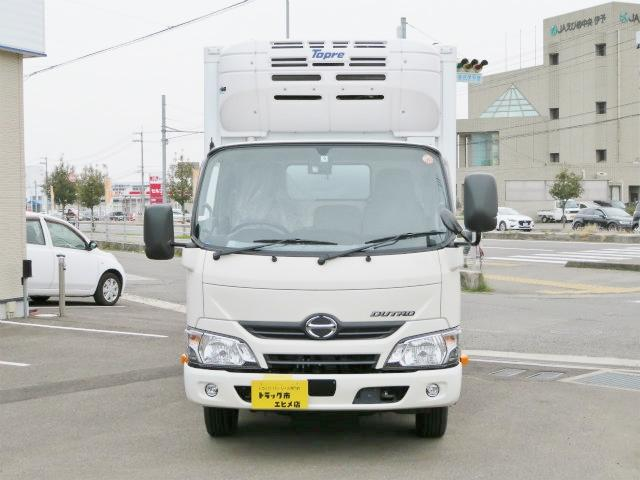 2t 全低床 冷蔵冷凍車(5枚目)