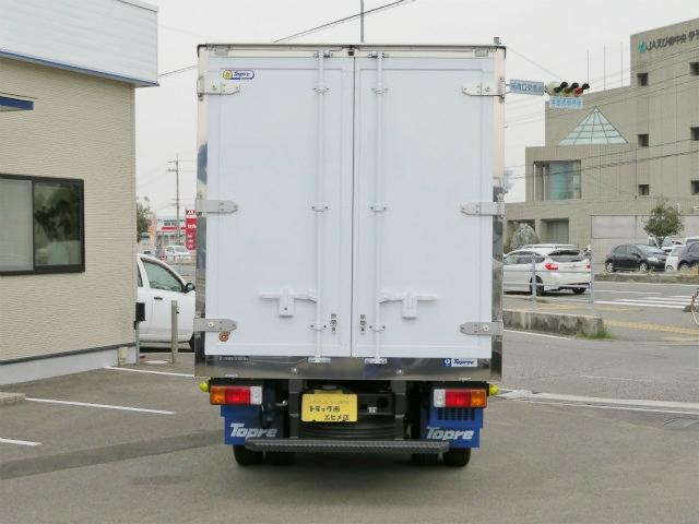 2t 全低床 冷蔵冷凍車(7枚目)