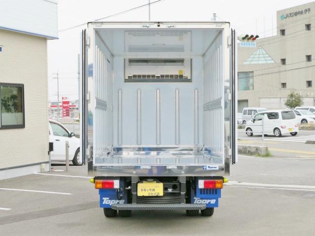 2t 全低床 冷蔵冷凍車(8枚目)