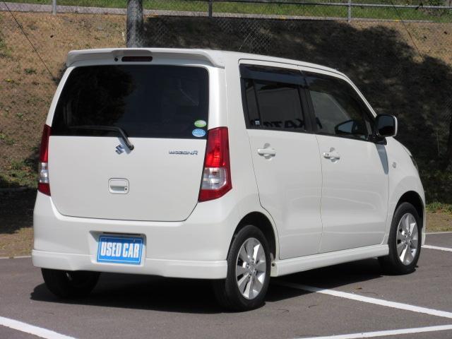 「スズキ」「ワゴンR」「コンパクトカー」「愛媛県」の中古車2