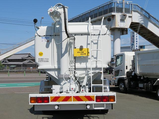 7.15t 増トン 飼料運搬車(7枚目)
