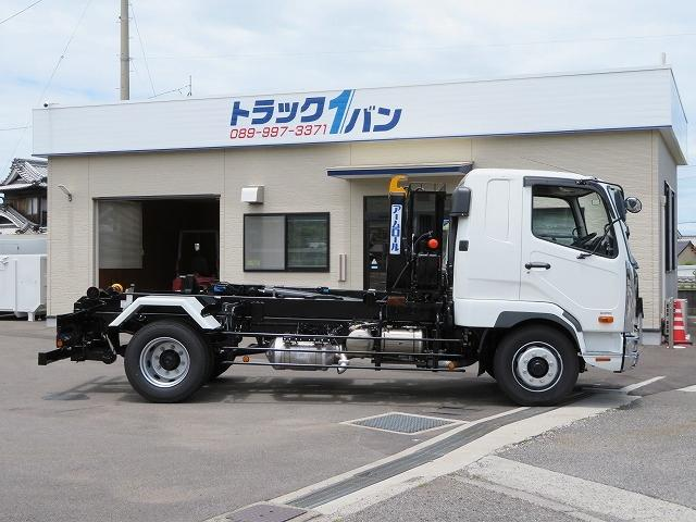 8t 増トン アームロール(4枚目)