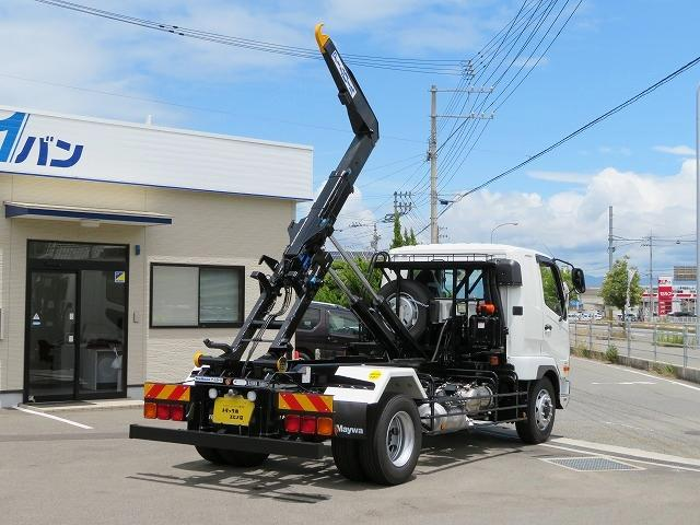 8t 増トン アームロール(10枚目)