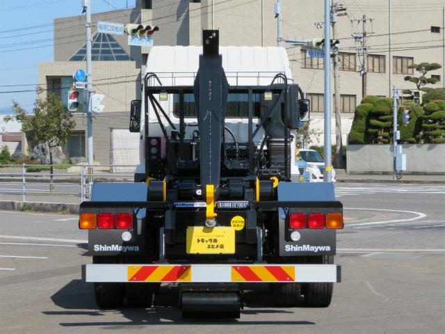 「その他」「スーパーグレート」「トラック」「愛媛県」の中古車8