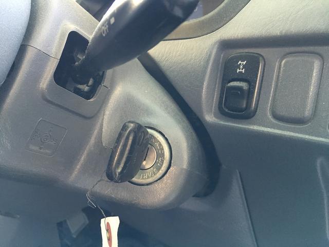 ダイハツ テリオスキッド CL タービン新品取替え済み 4WD CDオーディオ