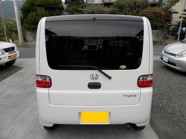 「ホンダ」「ザッツ」「コンパクトカー」「愛媛県」の中古車9