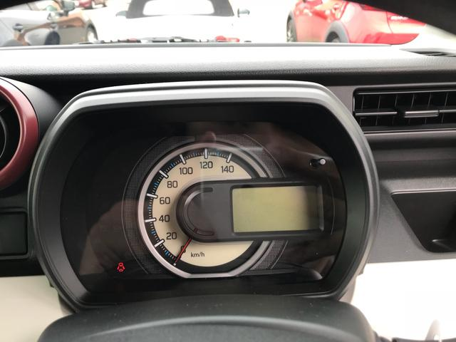 マツダ フレアワゴン 660 ハイブリッドXS ナビ 軽自動車 インパネCVT