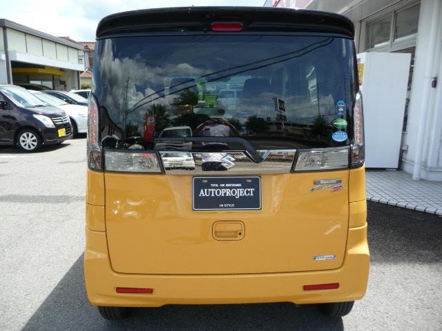 カスタムZ デュアルカメラレーダーブレーキサポート装着車(17枚目)