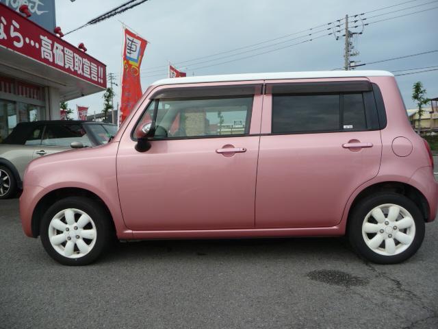 「スズキ」「アルトラパン」「軽自動車」「愛媛県」の中古車5