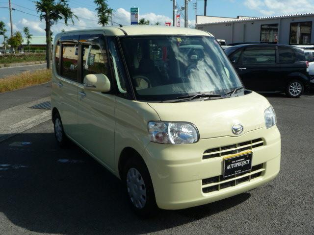 「ダイハツ」「タント」「コンパクトカー」「愛媛県」の中古車5