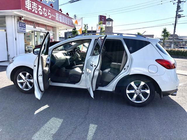 「日産」「ムラーノ」「SUV・クロカン」「愛媛県」の中古車6