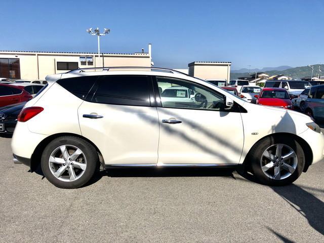 「日産」「ムラーノ」「SUV・クロカン」「愛媛県」の中古車18