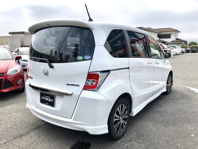 「ホンダ」「フリード」「ミニバン・ワンボックス」「愛媛県」の中古車16