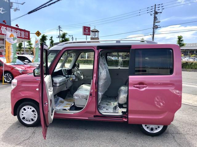 「スズキ」「スペーシア」「コンパクトカー」「愛媛県」の中古車6