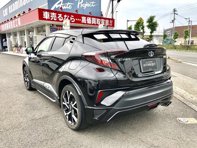 「トヨタ」「C-HR」「SUV・クロカン」「愛媛県」の中古車10
