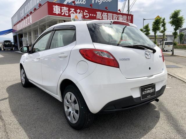 「マツダ」「デミオ」「コンパクトカー」「愛媛県」の中古車8