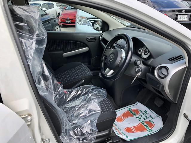 「マツダ」「デミオ」「コンパクトカー」「愛媛県」の中古車14