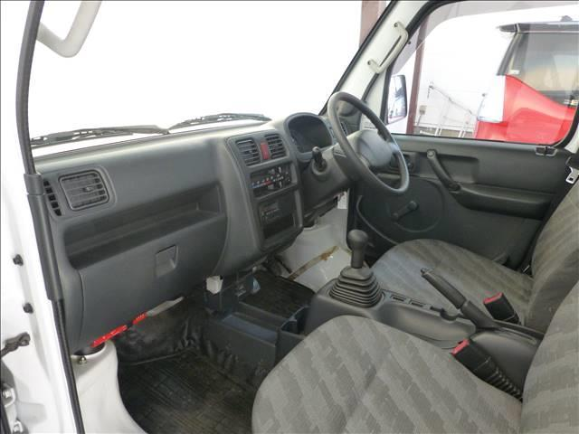 スズキ キャリイトラック KCエアコン+パワステ 2WD 5MT