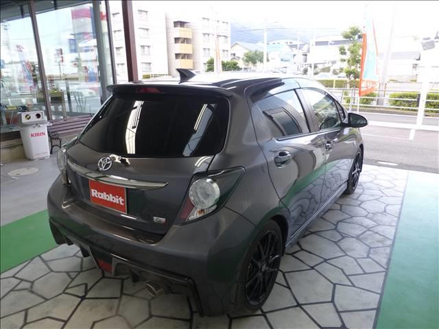 トヨタ ヴィッツ RS G's SMART パッケージ 純正ナビ・バックカメラ